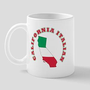 California Italian Mug