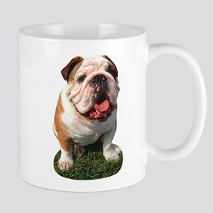 Bulldog Photo Mug