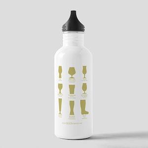 Proper Glassware Stainless Water Bottle 1.0L