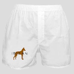 Ibizan Dog (brown) Boxer Shorts