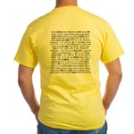 Are You Ready? Yellow T-Shirt