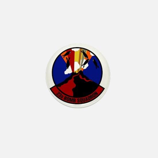 23rd Bomb Squadron Mini Button