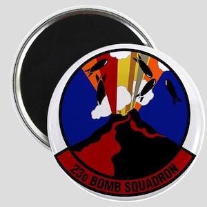 23rd Bomb Squadron Magnet