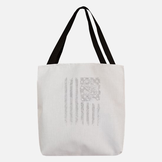 Awesome Nurse Polyester Tote Bag