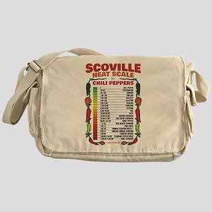 Scoville Heat Scale Messenger Bag