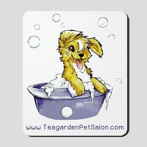 Doggie Dog Wash Mousepad