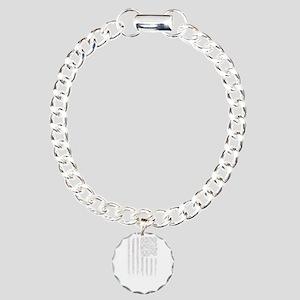 Awesome Nurse Charm Bracelet, One Charm