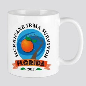 Florida Irma Survivor Mugs