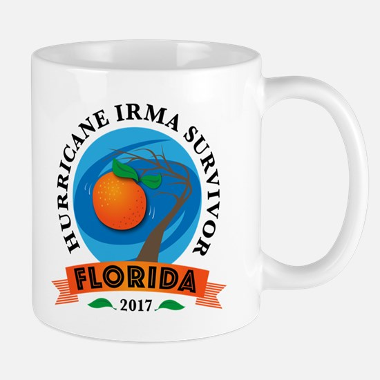 Florida Irma Survivor Mugs
