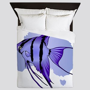 Australia -The Great Barrier Reef Queen Duvet