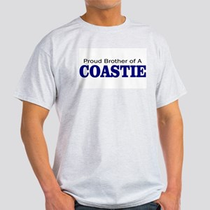 Proud Brother of a Coastie Light T-Shirt