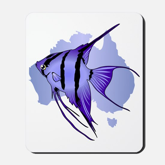 Australia -The Great Barrier Reef Mousepad