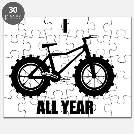 I Fatbike All year Puzzle