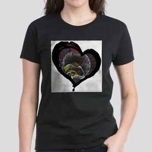 Sickle Cell Heart 3 Ash Grey T-Shirt