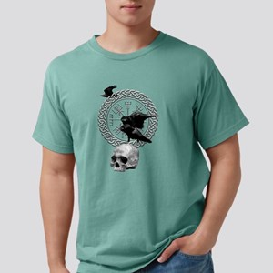 Vegvisir with Huginn and Muninn T-Shirt