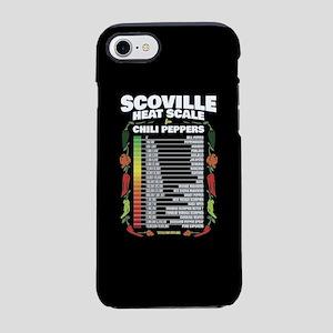 Scoville Heat Scale iPhone 7 Tough Case