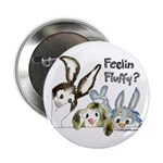 Funny Rabbits Button