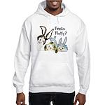 Funny Rabbits Hooded Sweatshirt