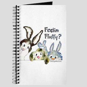Funny Rabbits Journal