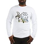 Funny Rabbits Long Sleeve T-Shirt