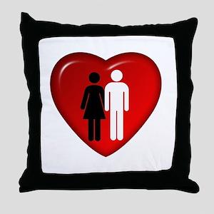 BFWM2 Throw Pillow