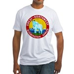 Great-Northwest Brand Fitted T-Shirt