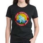Great-Northwest Brand Women's Dark T-Shirt