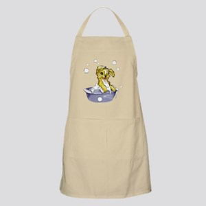 Doggie Dog Wash Apron