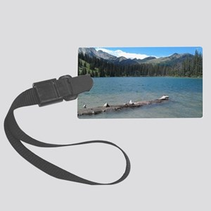 Serenity Large Luggage Tag