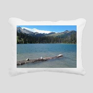 Serenity Rectangular Canvas Pillow