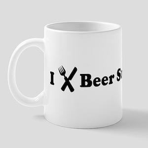 I Eat Beer Soup Mug