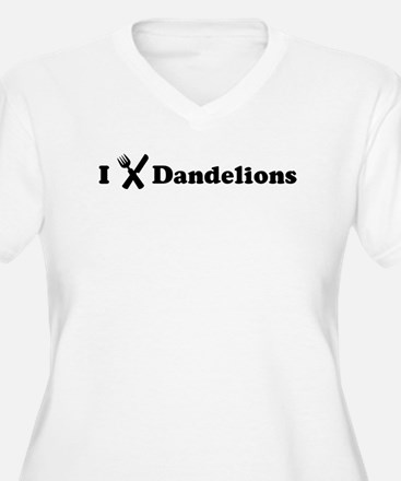 I Eat Dandelions T-Shirt
