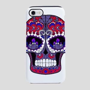 Best Seller Sugar Skull iPhone 7 Tough Case