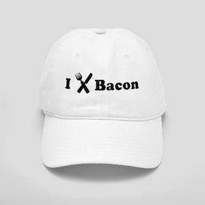 I Eat Bacon Cap