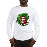 Bathory Crest T Long Sleeve T-Shirt