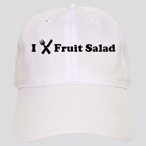I Eat Fruit Salad Cap
