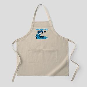 Custom Marlin Jumping Apron