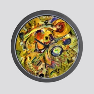 Hurricane Irma, The Aftermath Wall Clock