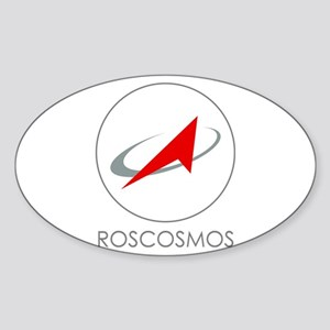 RFSA Logo Sticker (Oval)