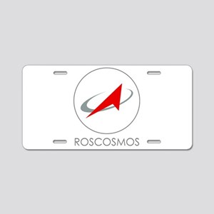 RFSA Logo Aluminum License Plate