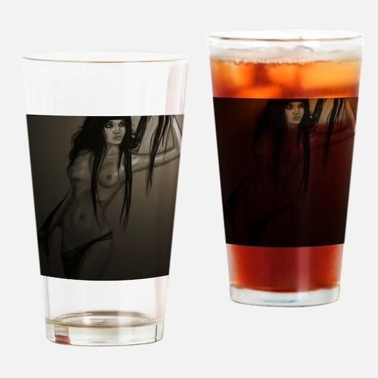 Succubus Drinking Glass