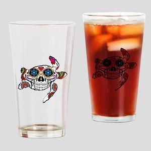SUGAR TURTLE Drinking Glass