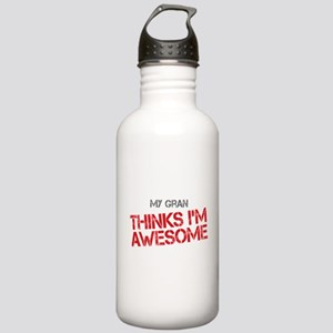 Gran Awesome Stainless Water Bottle 1.0L