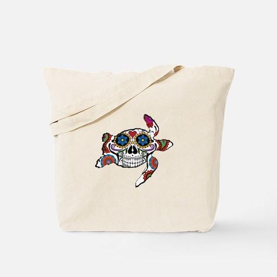 SUGAR TURTLE Tote Bag