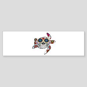 SUGAR TURTLE Bumper Sticker