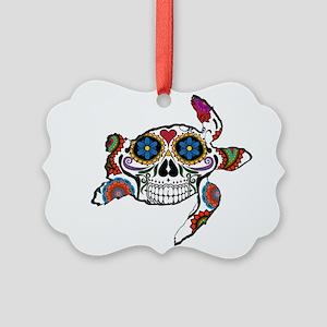 SUGAR TURTLE Ornament