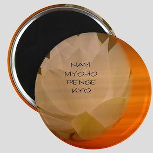 SGI Buddhist NMRK Magnet