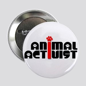 "Animal Activist 2.25"" Button"