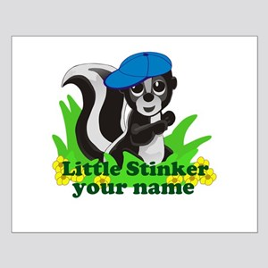 Personalized Little Stinker (Boy) Posters
