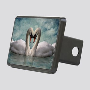 The Lovers Rectangular Hitch Cover